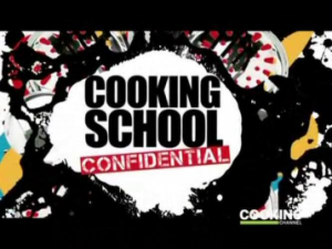 Cooking School Confidential next episode air date poster