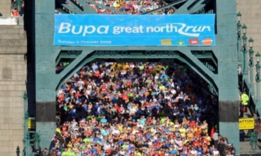 Great North Run next episode air date poster