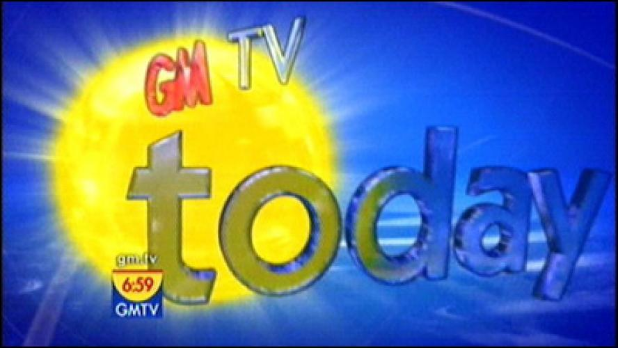 GMTV Today next episode air date poster