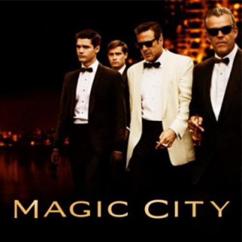 Magic City next episode air date poster