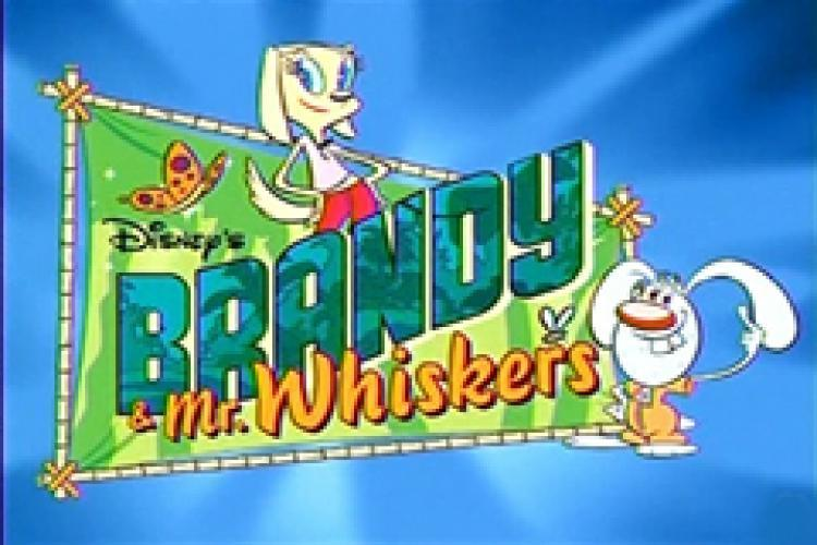 Brandy & Mr. Whiskers next episode air date poster