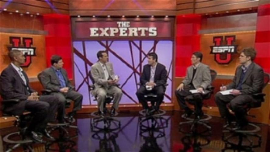 The Experts next episode air date poster