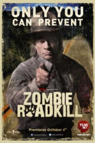 Zombie Roadkill next episode air date poster