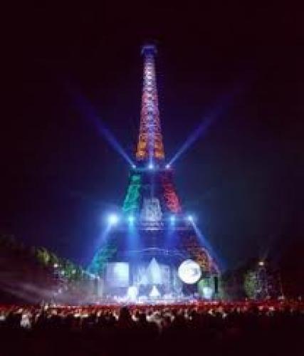 Jean Michel Jarre: Concert pour la tolérance next episode air date poster