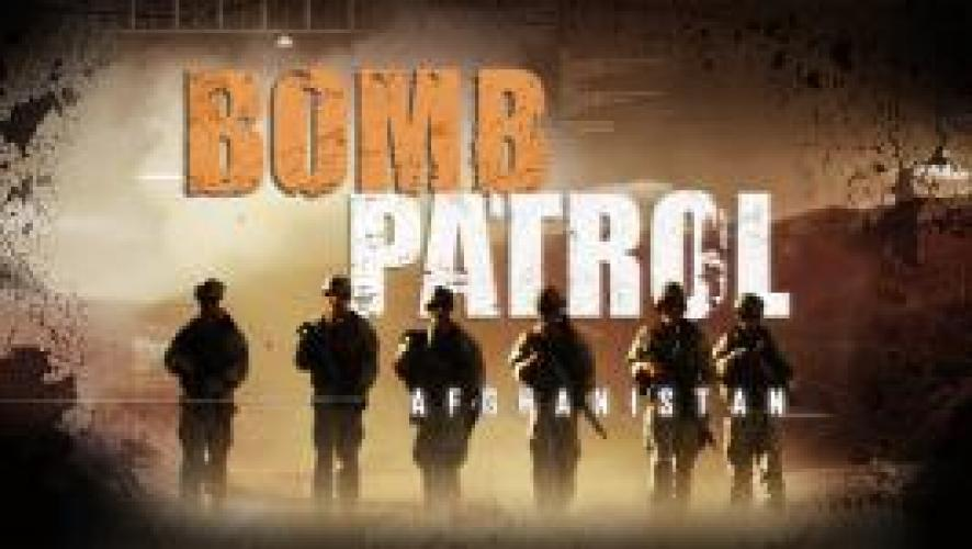 Bomb Patrol Afghanistan next episode air date poster