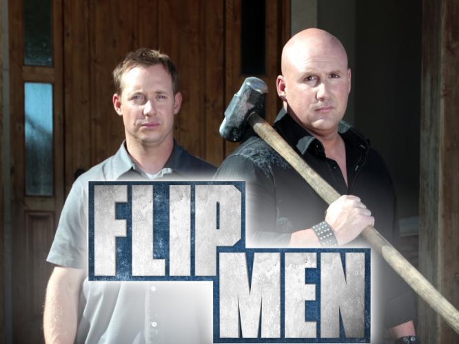 Flip Men next episode air date poster
