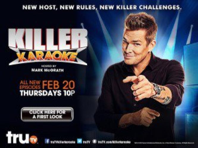 Killer Karaoke next episode air date poster