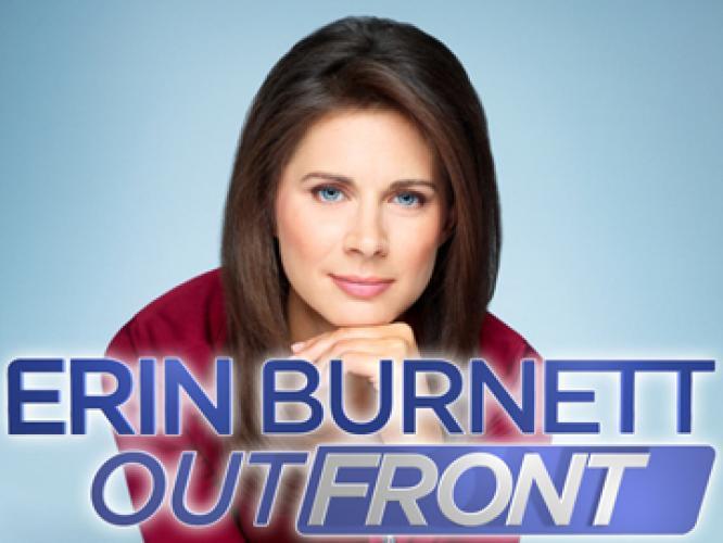 Erin Burnett OutFront next episode air date poster