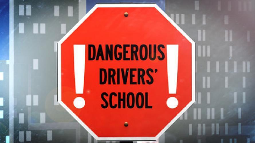 Dangerous Drivers' School next episode air date poster