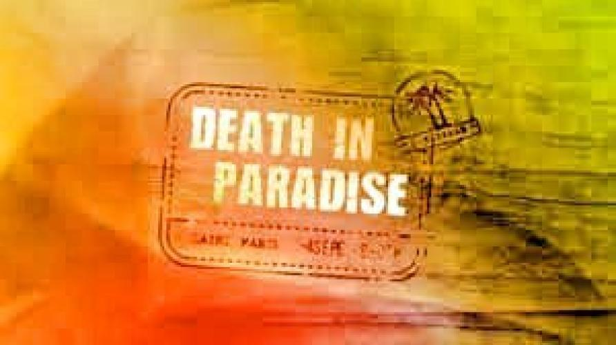 Death in Paradise next episode air date poster