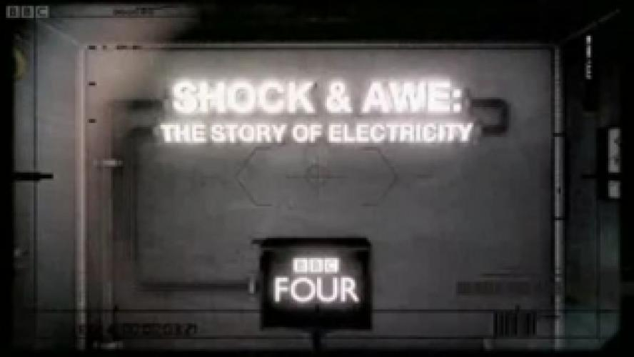 Shock and Awe: The Story of Electricity next episode air date poster