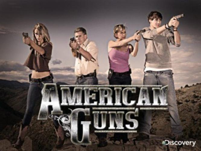 American Guns next episode air date poster