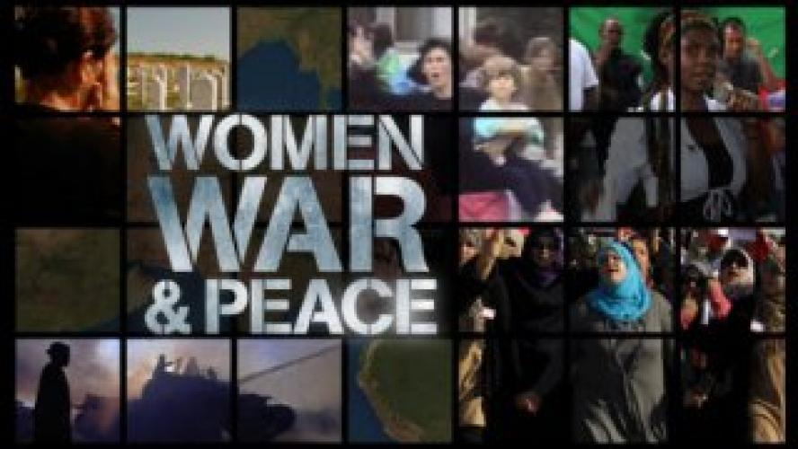 Women, War & Peace next episode air date poster