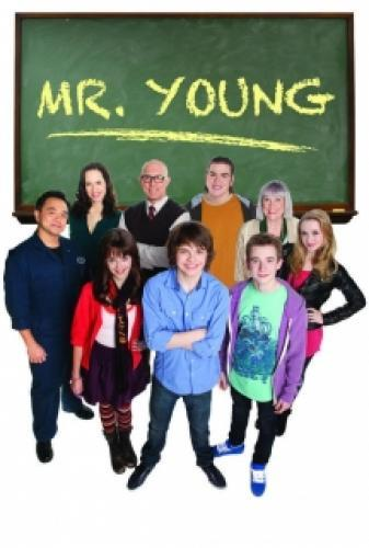 Mr. Young next episode air date poster