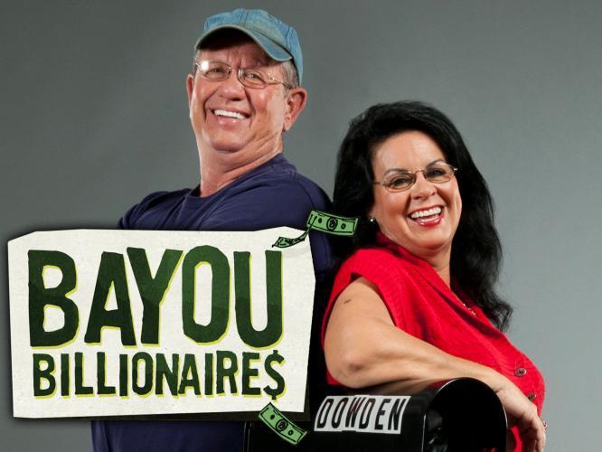 Bayou Billionaires next episode air date poster