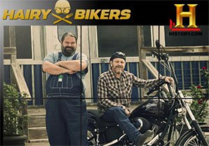 Hairy Bikers next episode air date poster