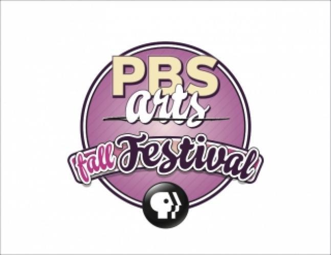 PBS Arts Fall Festival next episode air date poster
