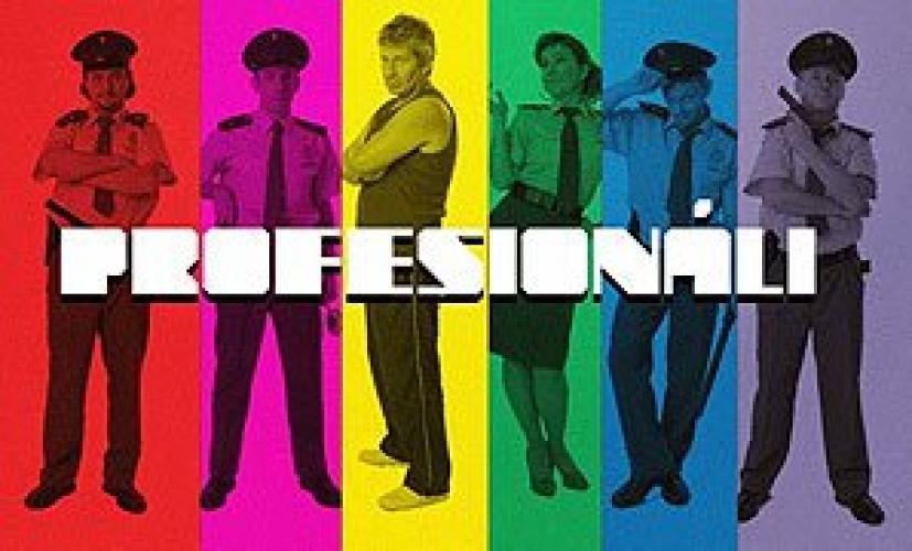 Profesionáli next episode air date poster