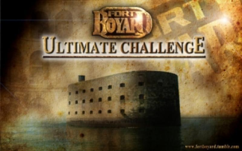 Fort Boyard - Ultimate Challenge next episode air date poster