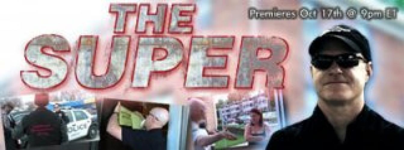 The Super (2011) next episode air date poster