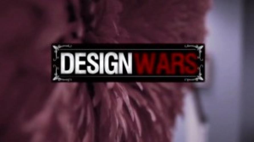 Design Wars next episode air date poster