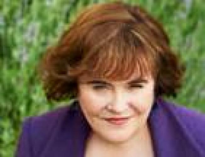 Susan Boyle: An Unlikely Superstar next episode air date poster