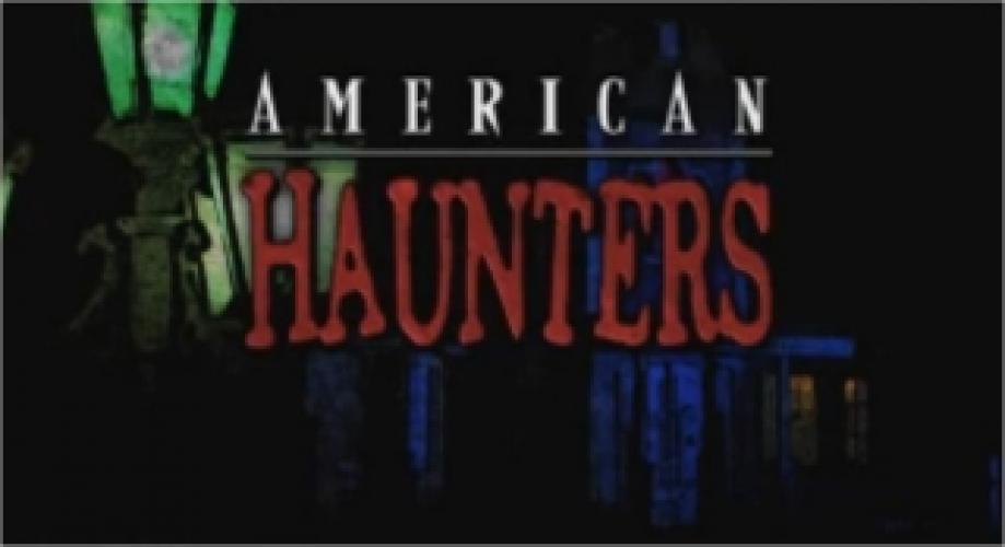 American Haunters next episode air date poster