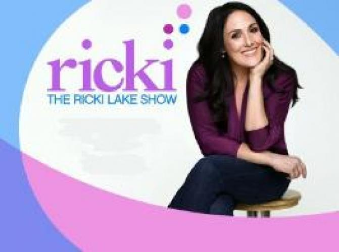 The Ricki Lake Show next episode air date poster