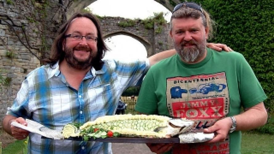 The Hairy Bikers' Mums Know Best next episode air date poster