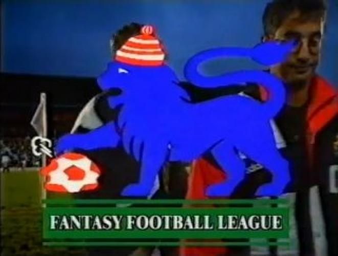 Fantasy Football League next episode air date poster