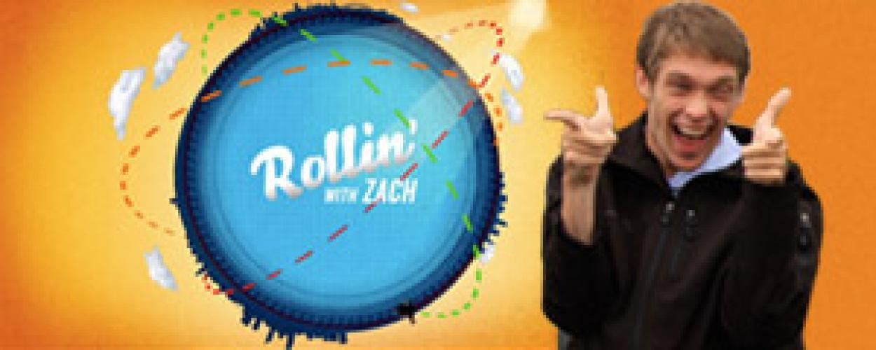 Rollin' with Zach next episode air date poster