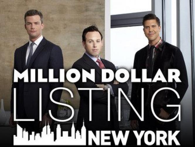 Million Dollar Listing: New York next episode air date poster