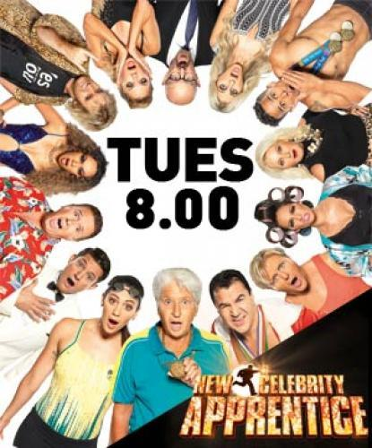 The Celebrity Apprentice (AU) next episode air date poster
