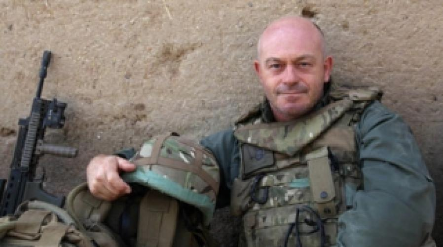 Ross Kemp Back on the Frontline next episode air date poster
