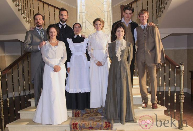 Gran Hotel next episode air date poster