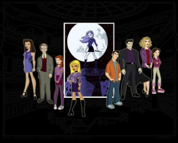 Buffy the Animated Series next episode air date poster