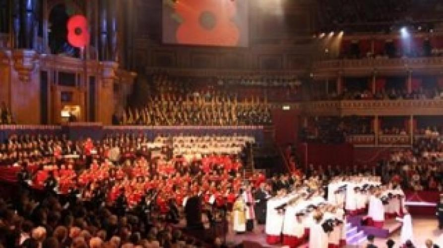 The Royal British Legion Festival of Remembrance next episode air date poster