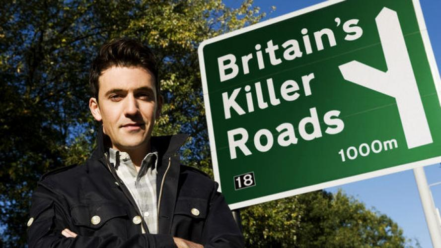 Britain's Killer Roads next episode air date poster