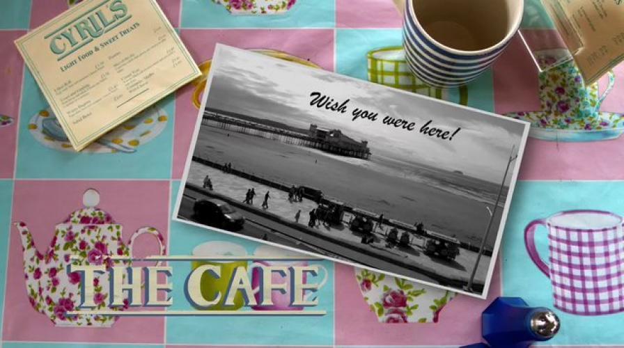 The Café next episode air date poster