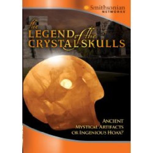 Legend of the Crystal Skulls next episode air date poster