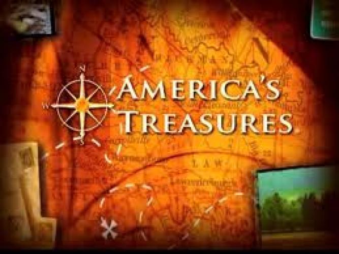 America's Treasures next episode air date poster