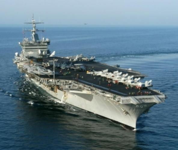 Carrier at War: The USS Enterprise next episode air date poster