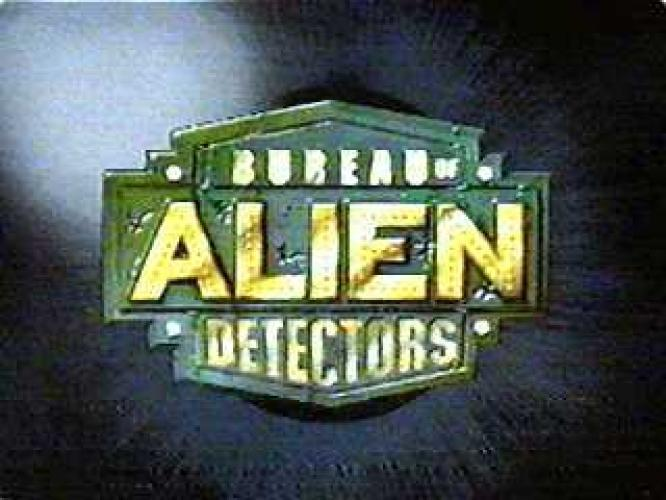 Bureau of Alien Detectors next episode air date poster