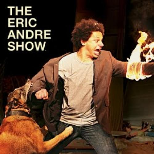 The Eric André Show next episode air date poster