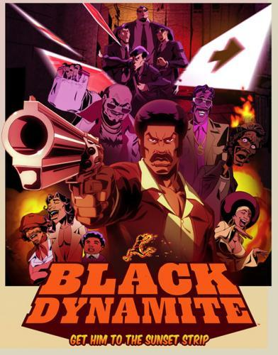Black Dynamite next episode air date poster