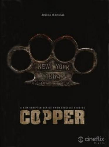 Copper next episode air date poster