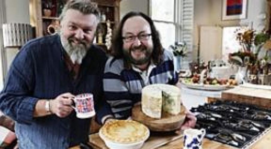 Hairy Bikers' Best of British next episode air date poster