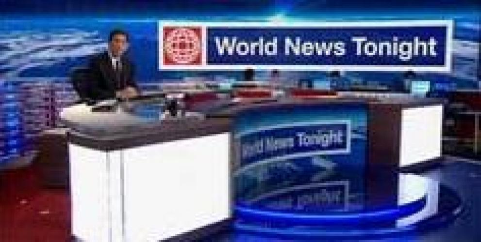 Sky World News Tonight next episode air date poster