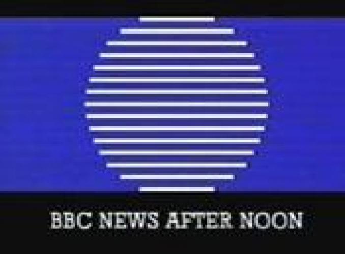 BBC News After Noon next episode air date poster