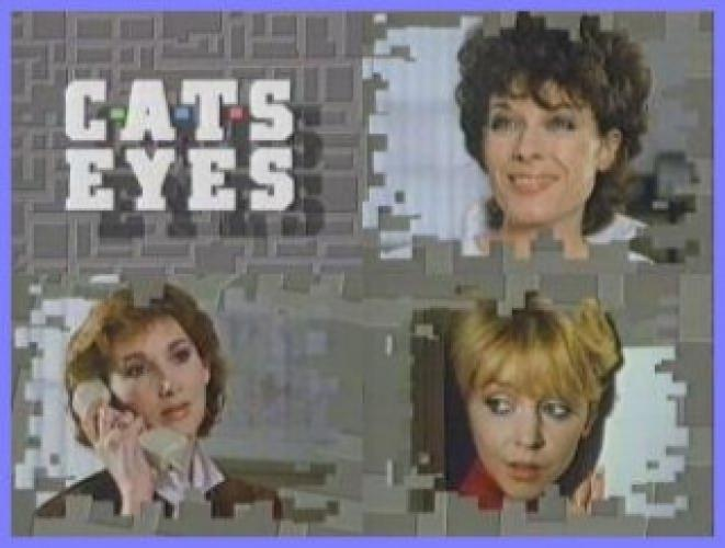 C.A.T.S. Eyes next episode air date poster